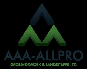 AAA-ALLPRO Groundswork & Landscapes Ltd
