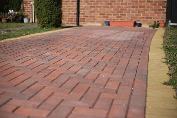 block paving contractors Droylsden