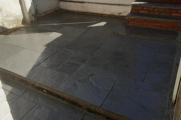 indian sandstone installers Worsley