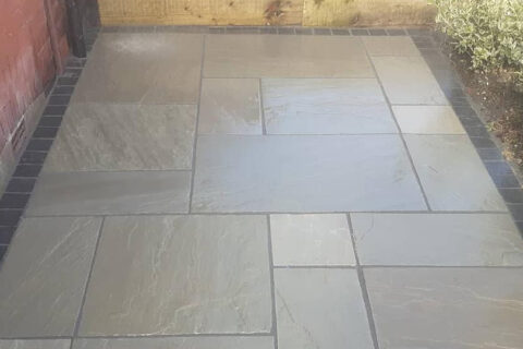 Worsley Indian Sandstone Drives